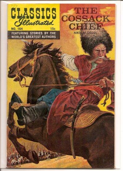 Classics Illustrated # 164, 4.5 VG +