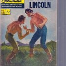 CLASSICS ILLUSTRATED ABRAHAM LINCOLN # 142, 3.5 VG -