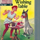 CLASSICS ILLUSTRATED JUNIOR THE WISHING TABLE # 547, 2.5 GD +