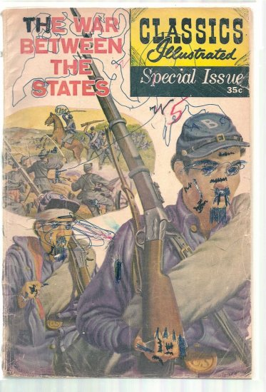 CLASSICS ILLUSTRATED SPECIAL  ISSUE # 162, 1.0 FR