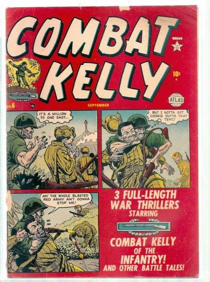 COMAT KELLY # 6, 1.5 FR/GD