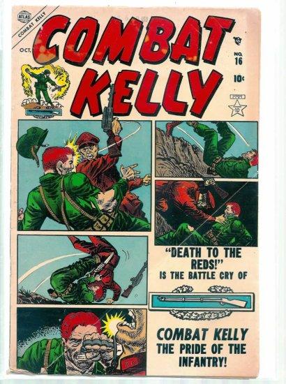 COMAT KELLY # 16, 3.5 VG -