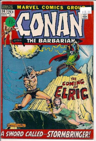 Conan # 14, 5.5 FN -