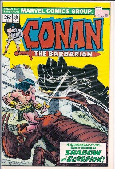 Conan # 55, 9.0 VF/NM