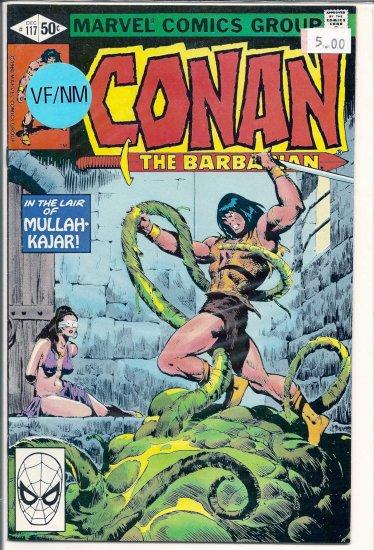 Conan # 117, 9.0 VF/NM