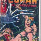 CONAN THE BARBARIAN # 4, 2.0 GD
