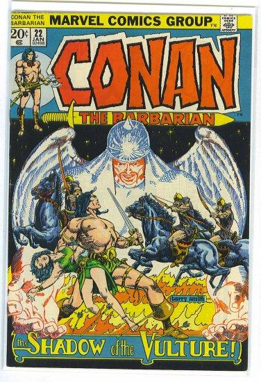 Conan The Barbarian # 22, 5.0 VG/FN