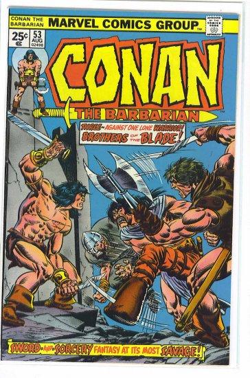 Conan The Barbarian # 53, 9.0 VF/NM