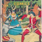 Crown Comics # 8, 0.5 PR