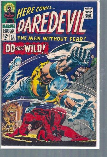 DAREDEVIL  # 23, 7.0 FN/VF