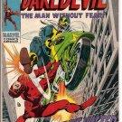 Daredevil # 58, 4.5 VG +