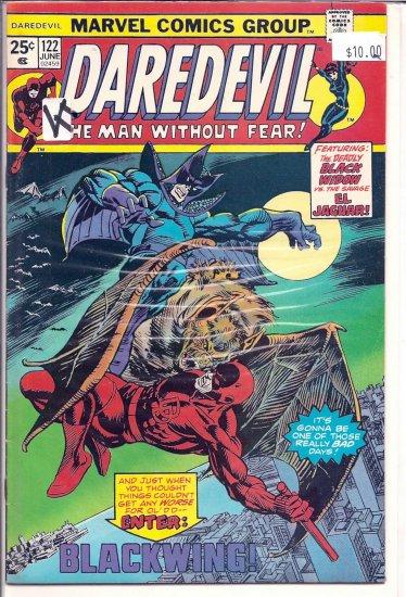 Daredevil # 122, 8.0 VF