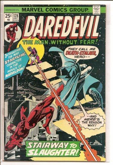 Daredevil # 128, 4.5 VG +