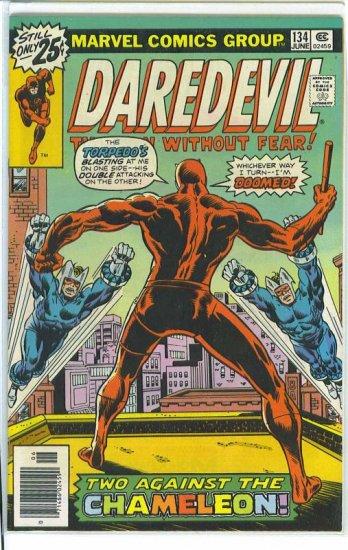 Daredevil # 134, 4.5 VG +