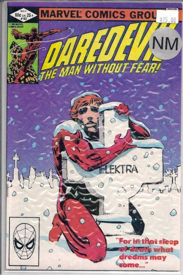 Daredevil # 182, 9.4 NM