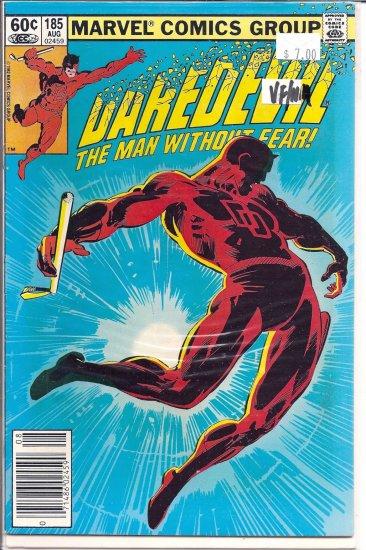 Daredevil # 185, 9.0 VF/NM
