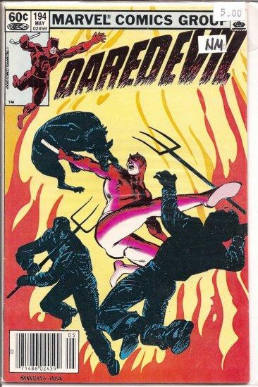 Daredevil # 194, 9.4 NM