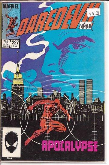 Daredevil # 227, 9.0 VF/NM