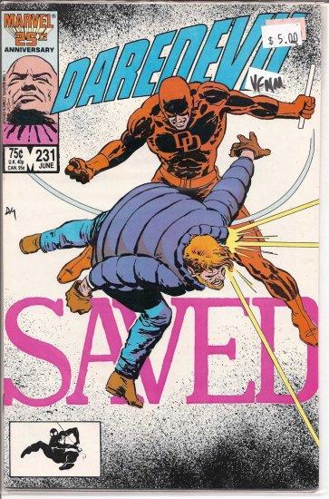 Daredevil # 231, 9.0 VF/NM