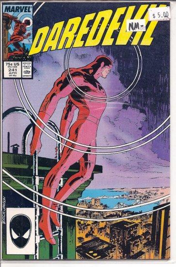 Daredevil # 241, 9.2 NM -