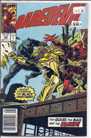Daredevil # 245, 9.2 NM -