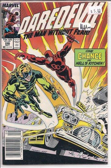 Daredevil # 246, 9.2 NM -