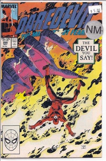 Daredevil # 266, 9.2 NM -