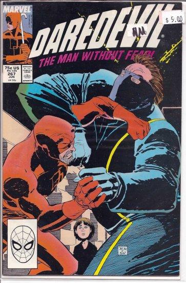 Daredevil # 267, 9.4 NM