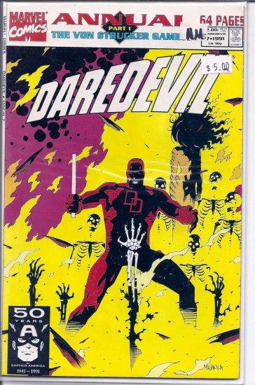 Daredevil Annual # 7, 9.4 NM