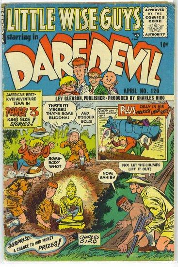 Daredevil Comics # 120, 4.0 VG