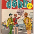Date with Debbi # 10, 3.5 VG -