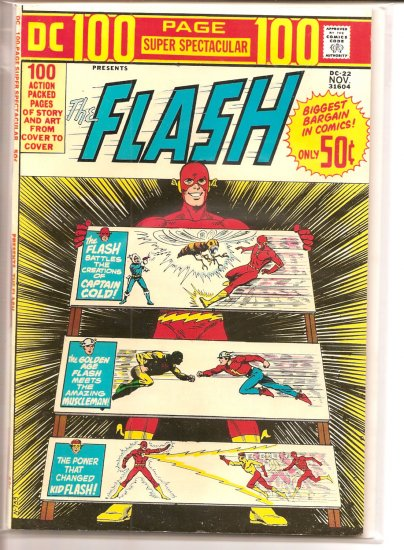 DC 100 Page Super Spectacular # 22, 6.0 FN