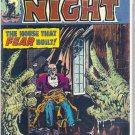 DEAD OF NIGHT # 2, 3.5 VG -