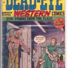 Dead-Eye Western Comics # 3, 2.0 GD