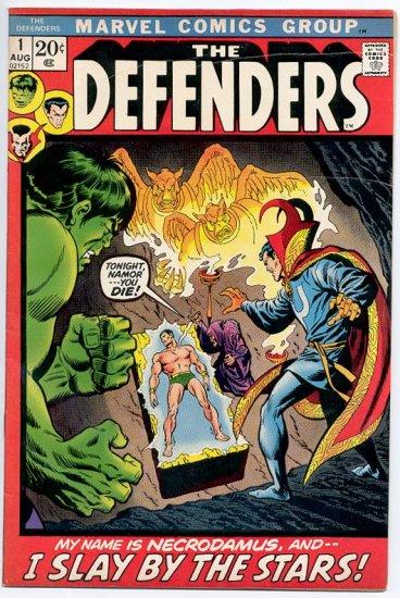 Defenders # 1, 7.5 VF -