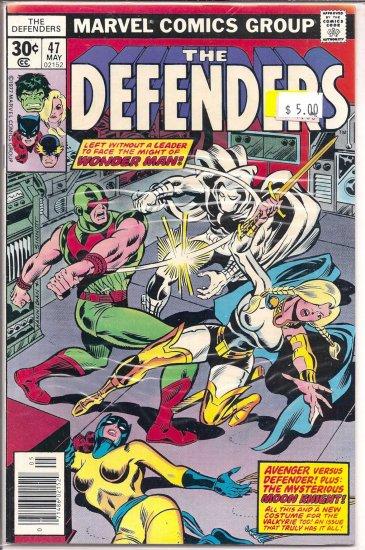 Defenders # 47, 8.0 VF