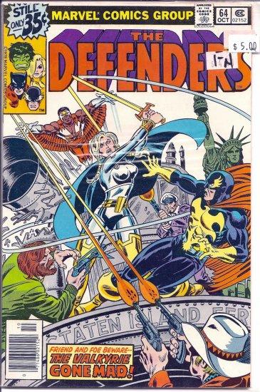 Defenders # 64, 6.0 FN