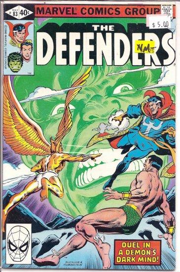 Defenders # 83, 9.2 NM -