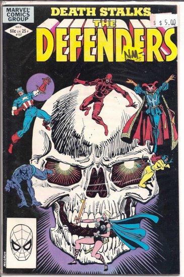Defenders # 107, 9.2 NM -