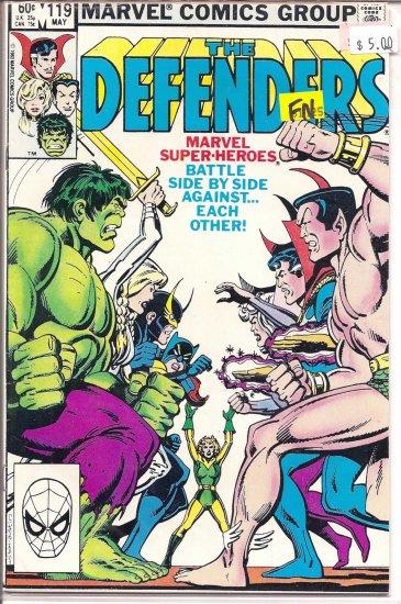 Defenders # 119, 6.0 FN
