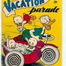 DELL GIANT COMICS VACATION PARADE # 1, 5.0 VG/FN