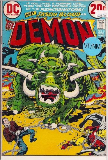 Demon # 3, 9.0 VF/NM