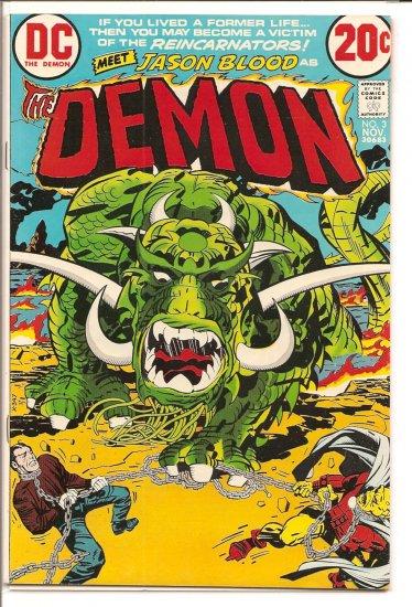 Demon # 3, 8.0 VF
