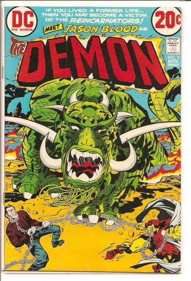 Demon # 3, 6.5 FN +