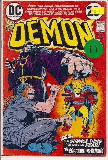 Demon # 4, 6.0 FN