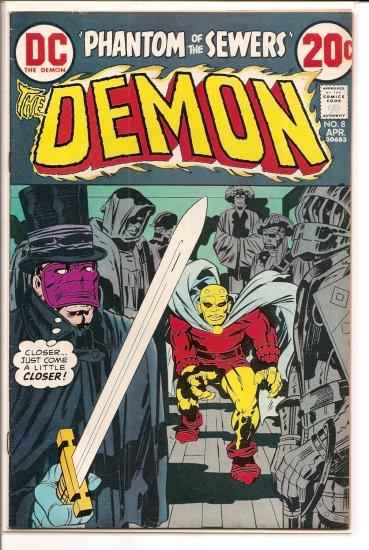 Demon # 8, 5.5 FN -