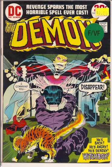 Demon # 14, 7.0 FN/VF
