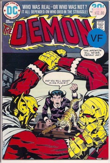 Demon # 15, 8.0 VF