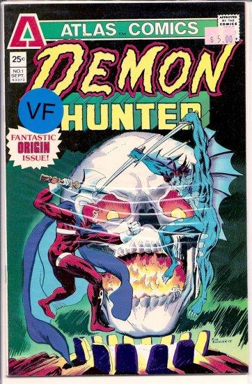 Demon Hunter # 1, 8.0 VF