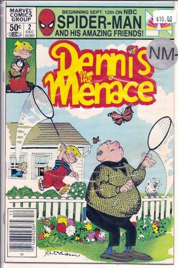 Dennis the Menace # 2, 9.2 NM -